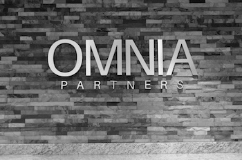 OMNIA Partners Office sign