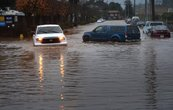 california flooding car flooded by water herc rentals