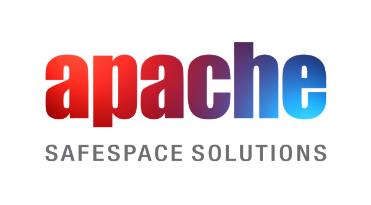 Apache Safespace Logo with underlay