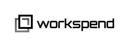 Workspend Logo with white background