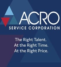 Acro The Right Talent At The Right Time At The Right Price