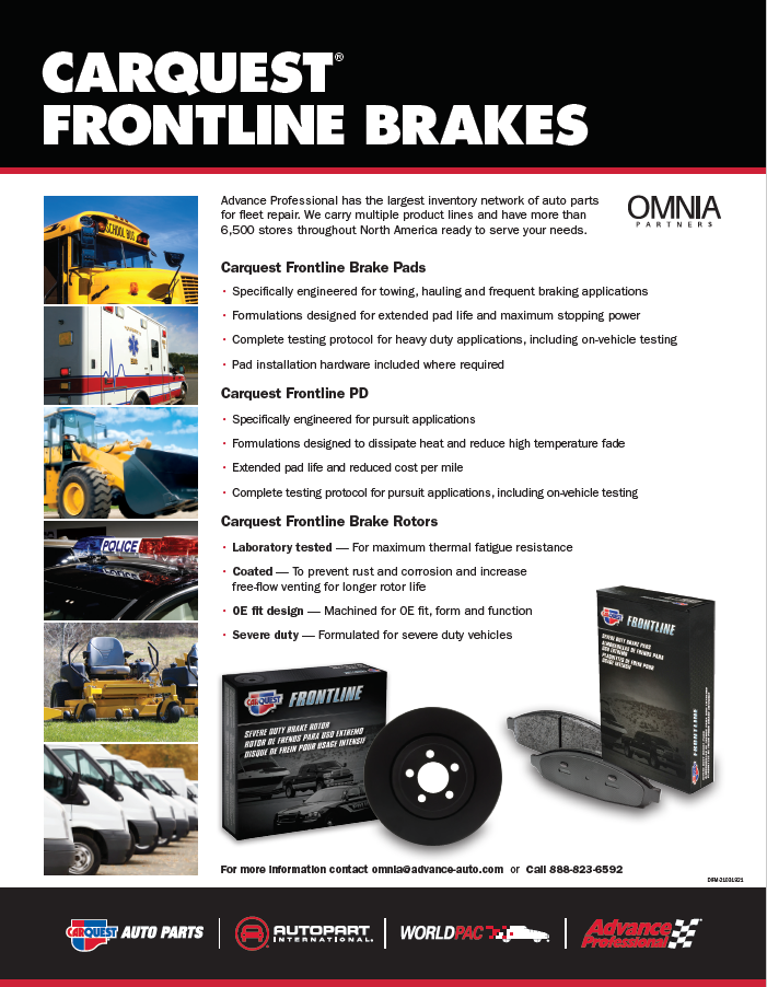 PUBLIC | Advance Auto | brakes flyer