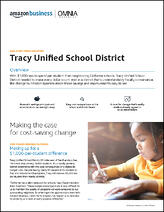 Tracy Unified School District Case Study