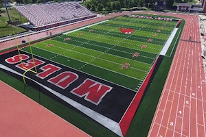 central missouri synthetic turf football field