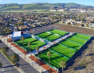 astroturf sports complex