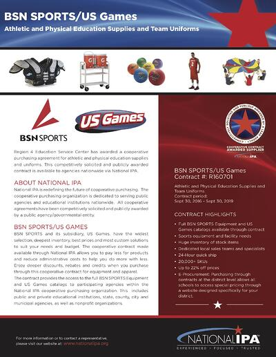 National IPA Flyer1 - BSN SPORTS