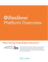 National IPA DataSense Platform Overview