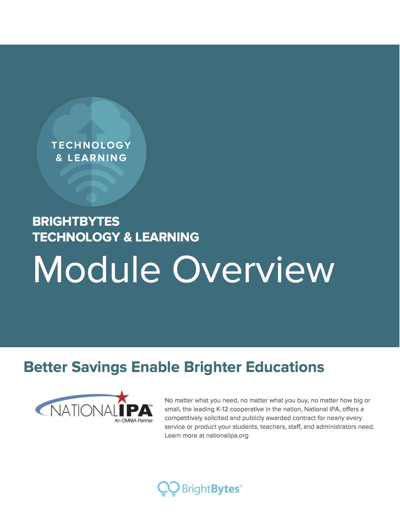 National IPA TL Module Overview