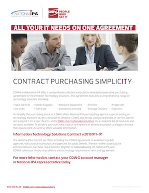 MULTI SLED National IPA Contract Marketing Flyer Govt 2018-05-21