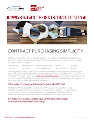 MULTI SLED National IPA Contract Marketing Flyer HED 2018-05-21