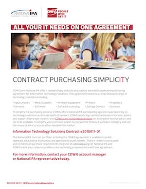 MULTI SLED National IPA Contract Marketing Flyer K12 2018-05-21