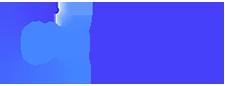 virtru darkblue logo