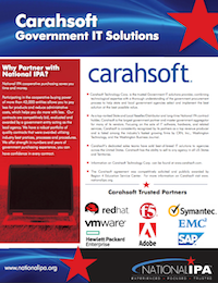 Carahsoft Government IT Solutions