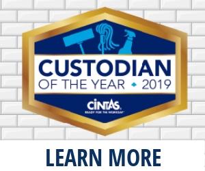 Cintas Custodian of the Year
