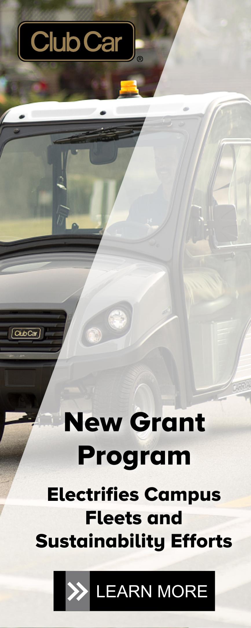 Club Car - Grant Ad