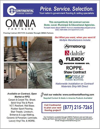 OMNIA Partners Flyer Screenshot