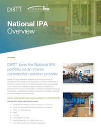 National IPA and DIRTT overview PDF