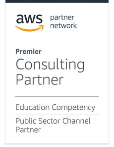 Amazon Web Services Premier consulting partner badge