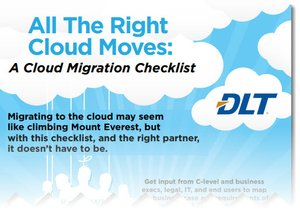 cloud migration checklist call-to-action