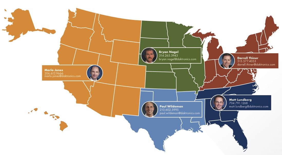 HSPR Regional Map 1