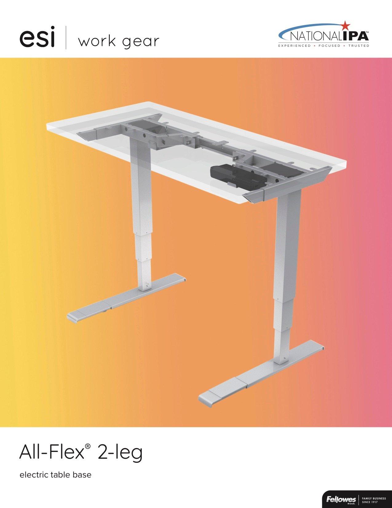 All-Flex 2-leg_cutsheet_NIPA