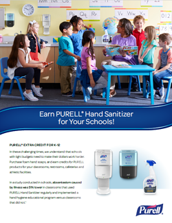 PURELL SOLUTION - Extra Credit Offer