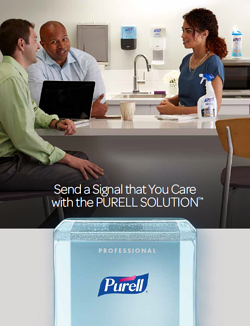 The PURELL SOLUTION - Professional