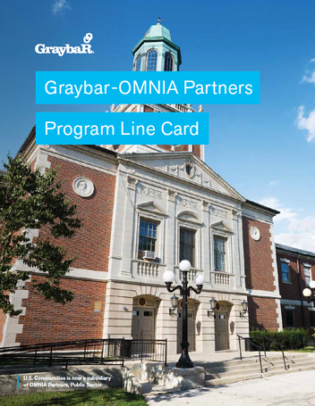 PUBLIC   Supplier Page   Graybar   Line card Screenshot