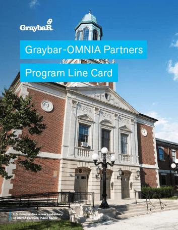 PUBLIC | Supplier Page | Graybar | Line card Screenshot