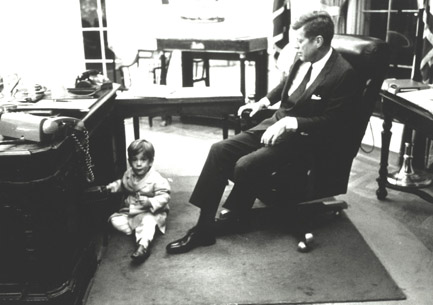 JFK_Oval Office