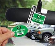 HD Supply Parking Permits