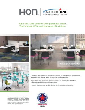 Hon Company Marketing Materials 2