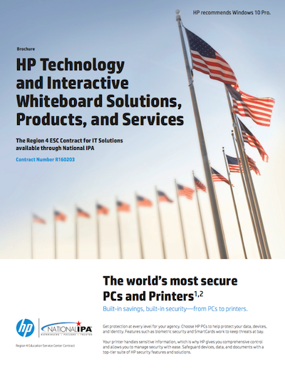 National IPA HP Brochure