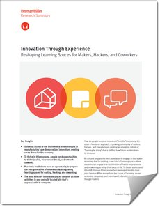 Innovation Through Experience