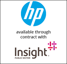 HP with Insight logo