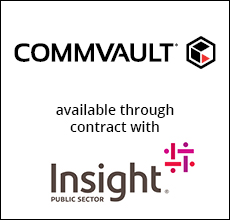 CommVault with Insight logo