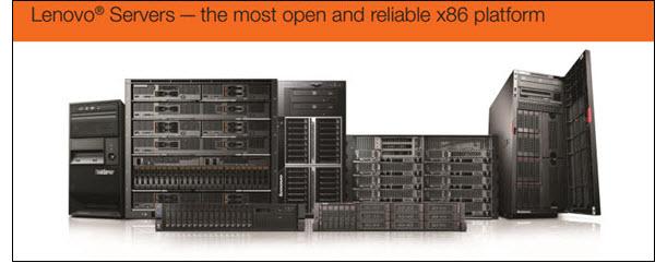 Lenovo Servers Image