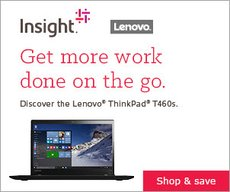 Partner Lenovo ThinkPad T460s