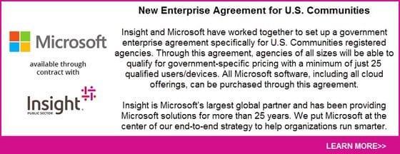 new enterprise agreement