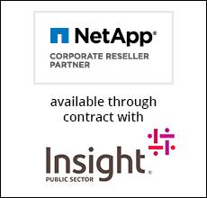 NetApp with Insight logo