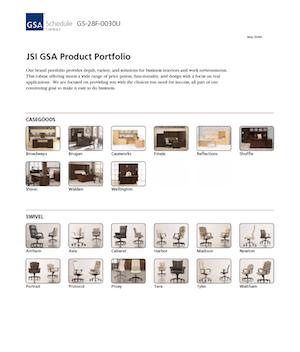 2018 JSI Product Portfolio