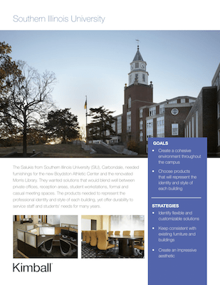 Southern Illinois -University Case Study