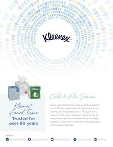Why-Kleenex-Cold-&-Flu-Brochure