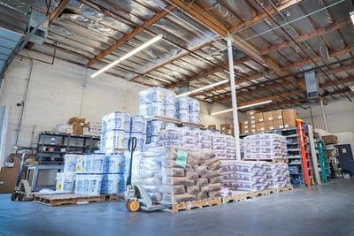 Leslies CSC 3000 Warehouse