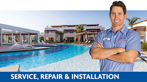 Service, Repair & Installation