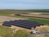 Pendleton Solar PV Array