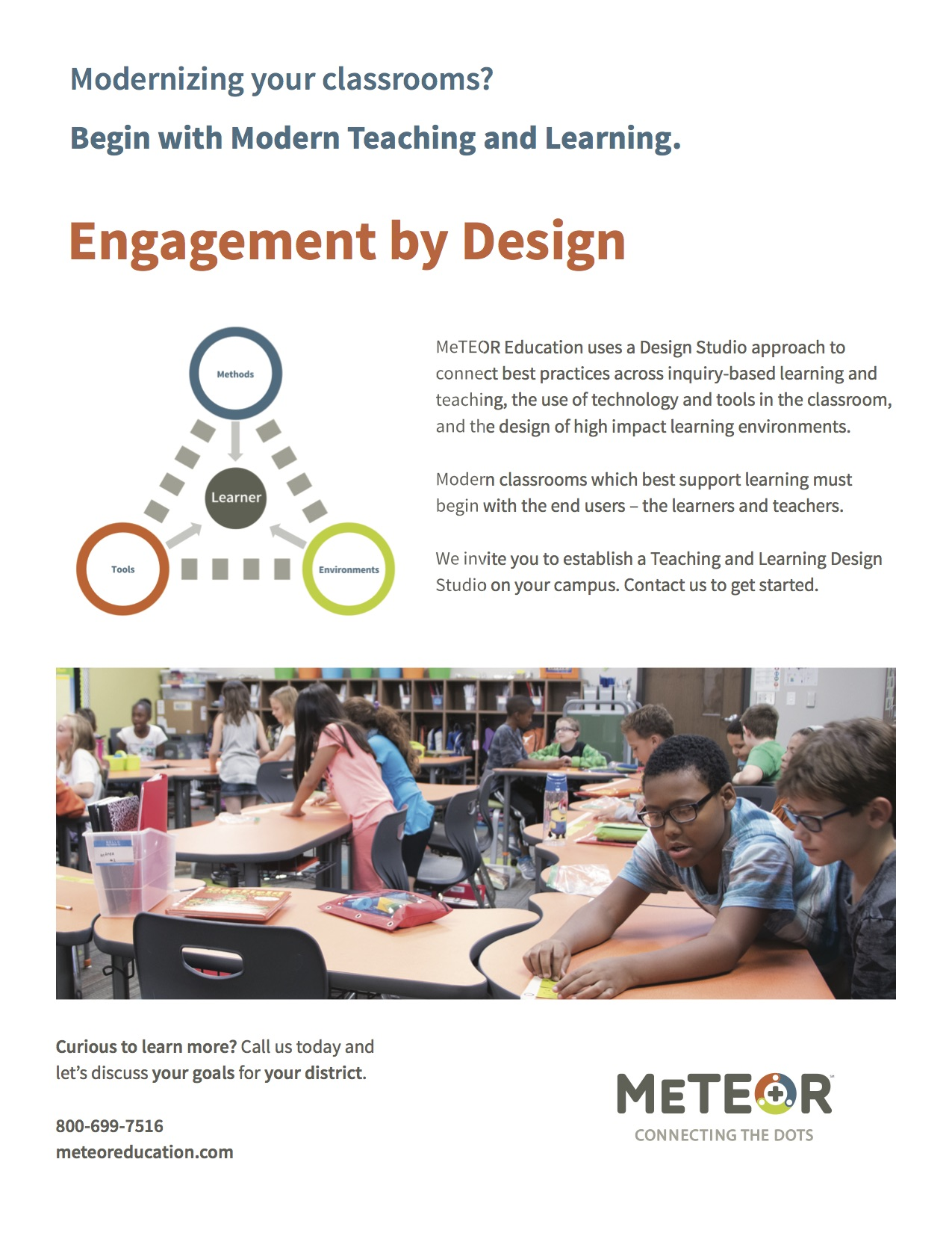 MeTEOR Education - Overview Sheet