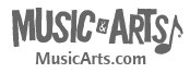 Music & Arts logo