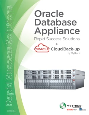 Mythics OracleDatabaseAppliance_plus CloudBackup_Brochure_Page_1
