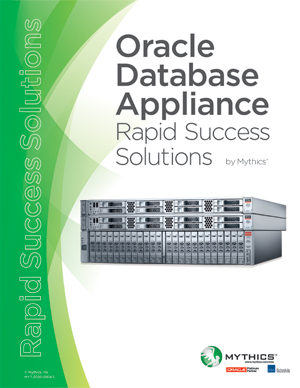 Mythics Oracle Database Appliance Brochure